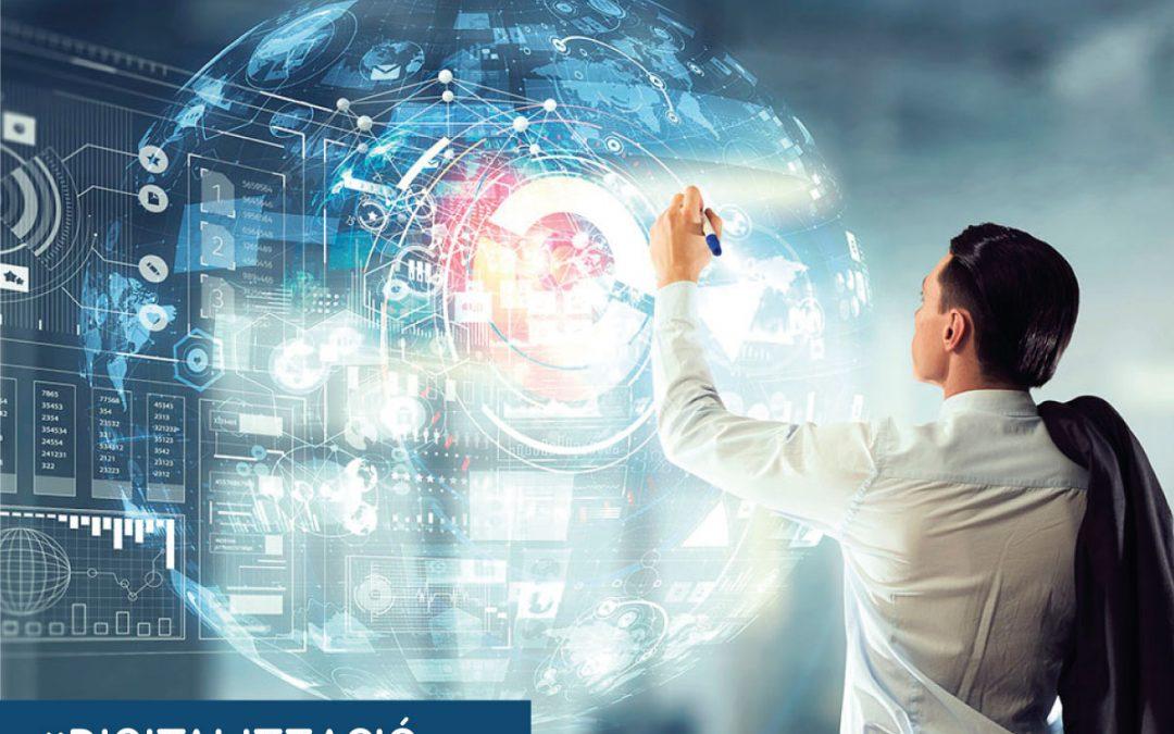 La digitalització és l'assignatura pendent volen aprovar les empreses